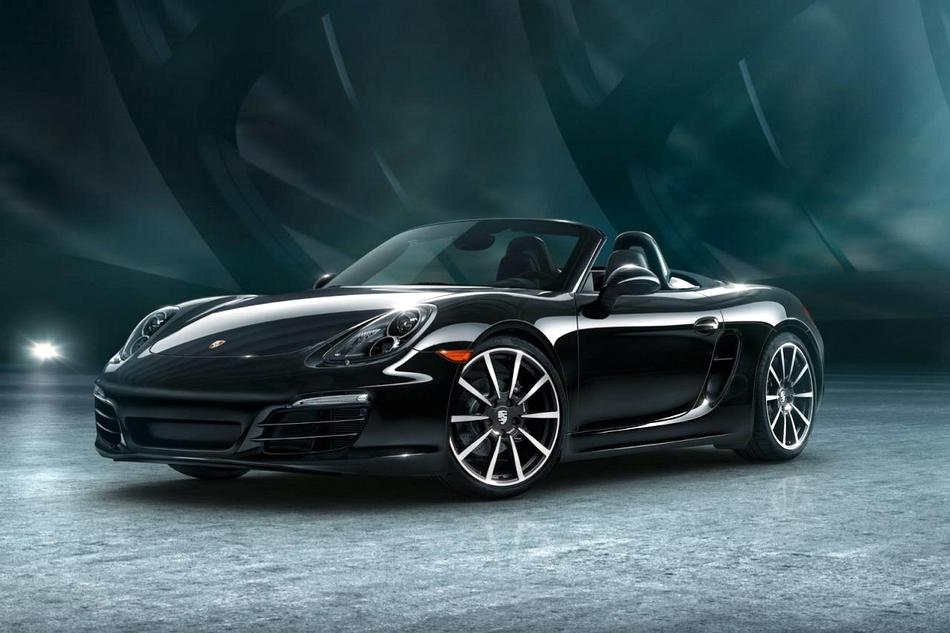 porsche 911 boxster black edition. Black Bedroom Furniture Sets. Home Design Ideas