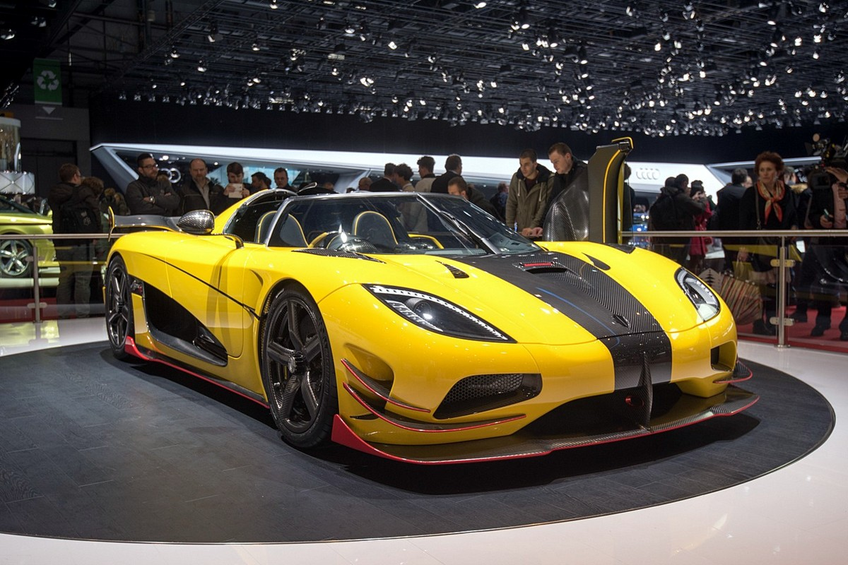 Sold Out Koenigsegg Agera Rs