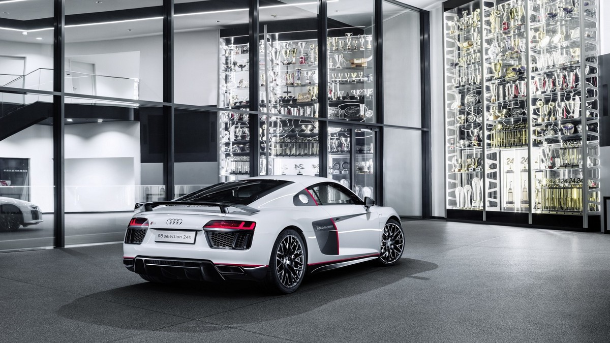 Audi 24 for H and r auto motors