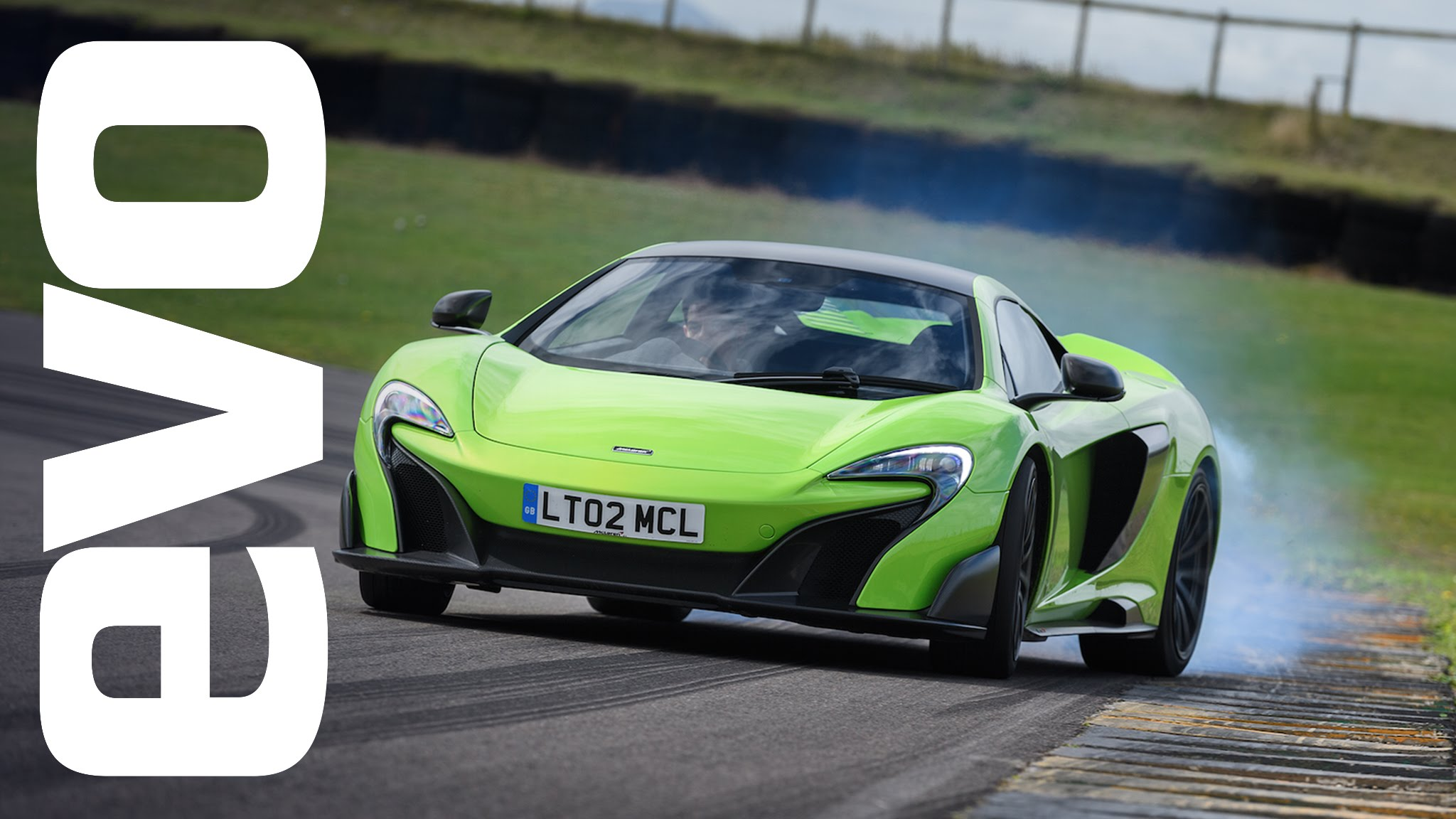 H mclaren 675lt anglesey for H and r auto motors